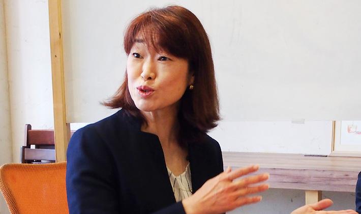 福田 斉子